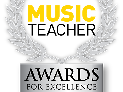 Winner of Outstanding Music Education Product!