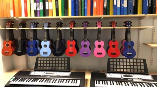 8 ideas to make your music classroom more efficient