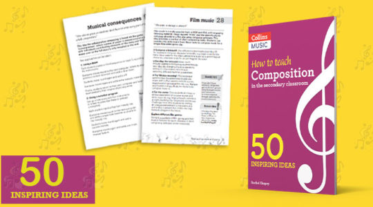 Book launch: How to Teach Composition in the Secondary Classroom - 50 Inspiring Ideas